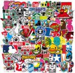 Nertpow Cool Brand Stickers